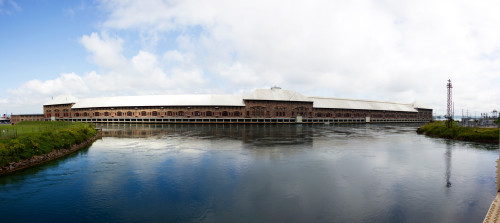 Sault Ste Marie Edison Water Treatment  Plant