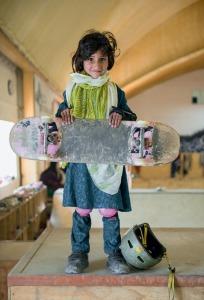 Jessica Fulford-Dobson photo of afghan girl