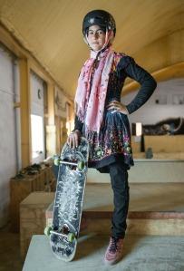 Jessica Fulford-Dobson pic of afghan girl